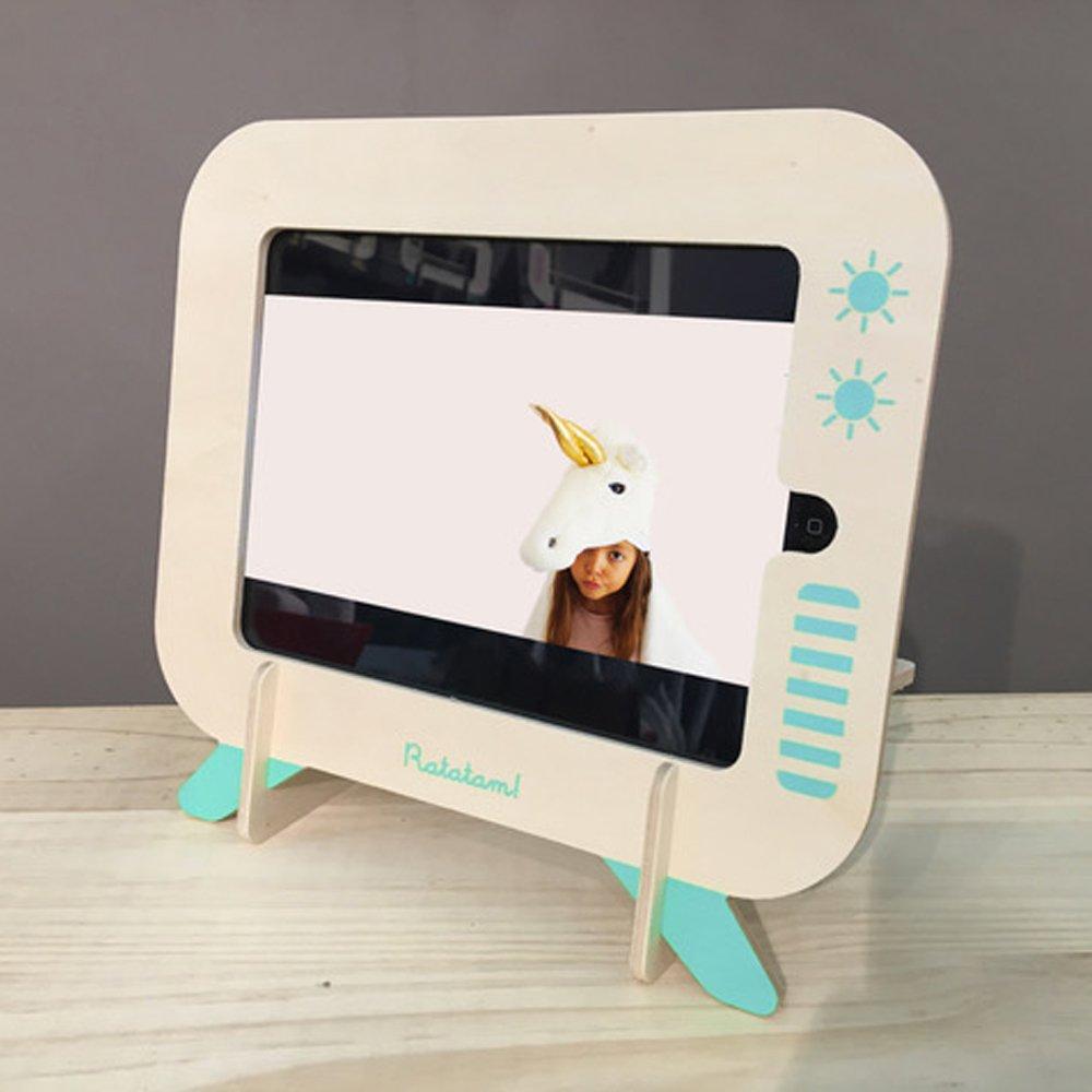 Porta tablette de madera -product