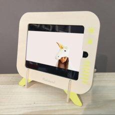 Ratatam Porte tablette en bois-listing