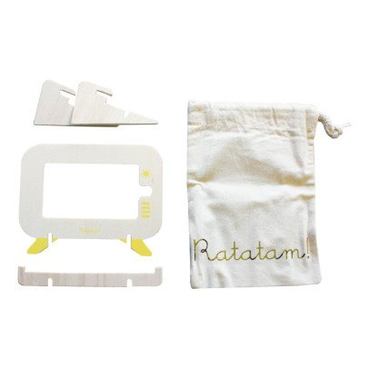 Ratatam Porta teléfono-listing