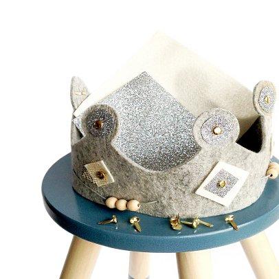 Happy Go Lucky Kit Crea tu corona de rey/reina-listing