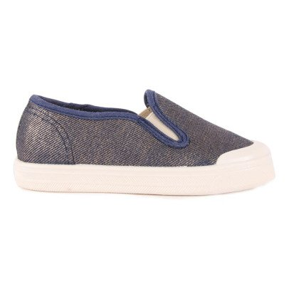 Pèpè Slip-on Paillettes Denim-listing