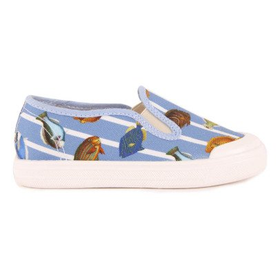 Pèpè Slip-on Poissons-listing
