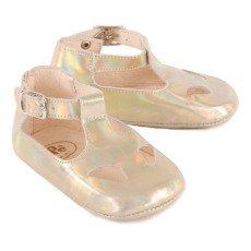 Pèpè Leather Mary Jane Slippers-listing