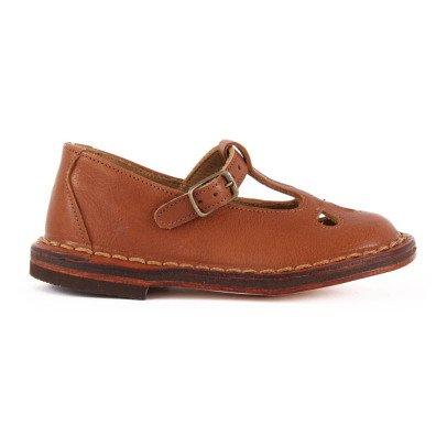 Pèpè Imitation Leather Mary Janes-listing
