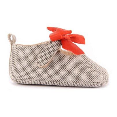 Pèpè Baby-Schuhe mit Schleife -listing