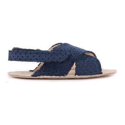 Pèpè Suede Sandals-listing