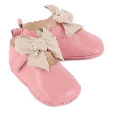 Pèpè Bow Velcro Mary Jane Slippers-listing