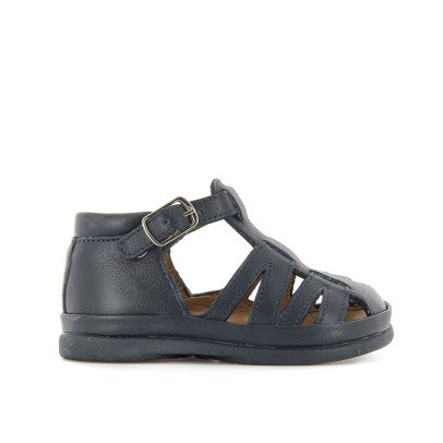 Pom d'Api Sardine Newflex Leather Sandals-listing