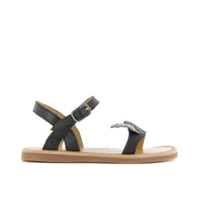 Pom d'Api Bird Leather Sandals-listing