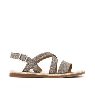 Pom d'Api Lagon Leather Sandals-listing