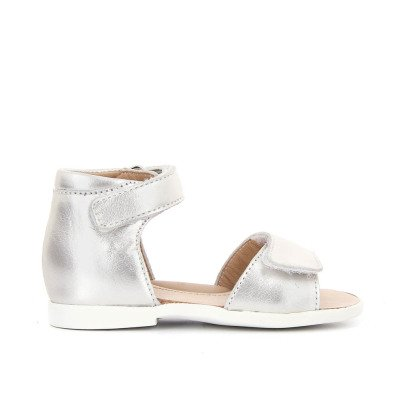 Pom d'Api Easy Fancy Velcro Leather Sandals-listing