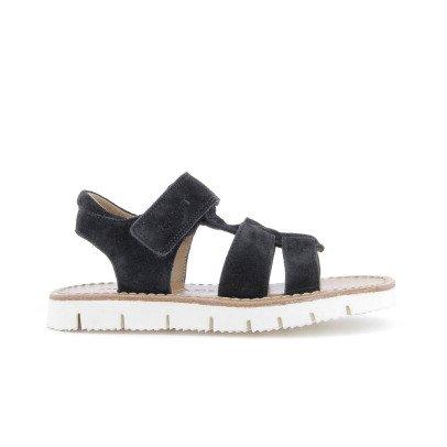 Pom d'Api Axess Velvet Sandals-listing