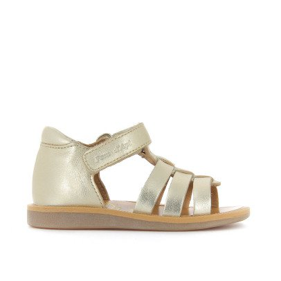 Pom d'Api Strap Poppy Leather Sandals-listing