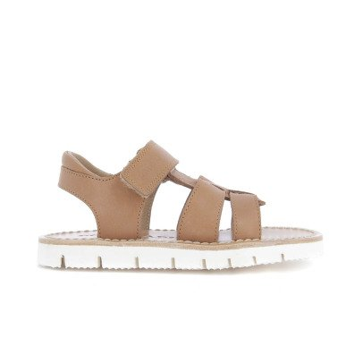 Pom d'Api Axess Leather Sandals-listing