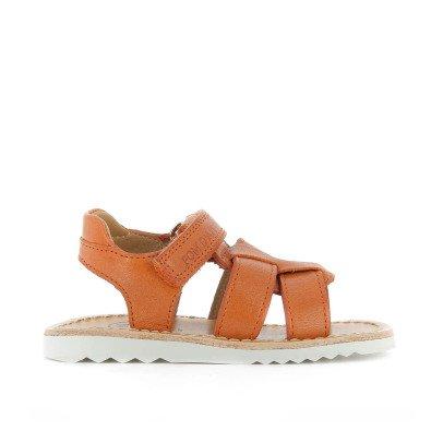 Pom d'Api Boy Waff White Sole Leather Sandals-listing