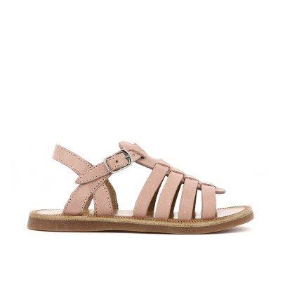 Pom d'Api Strap Leather Sandals-listing