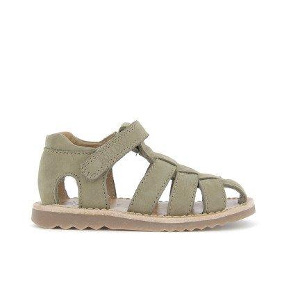 Pom d'Api Papy Waff Velcro Nubuck Sandals-listing