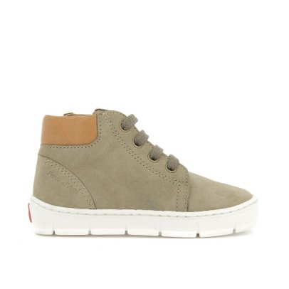Pom d'Api Zapatillas Altas Cordones Start Top-listing