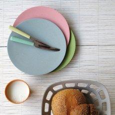 Zuperzozial Assiettes en bambou - Set de 6-listing