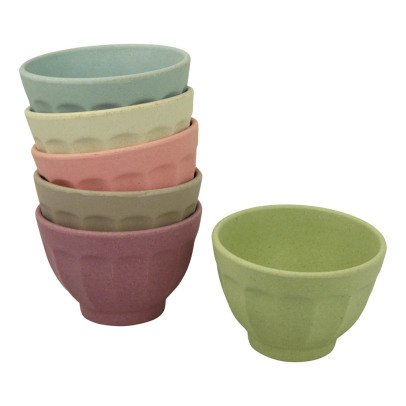 Zuperzozial Bamboo Bowls - Set of 6-listing
