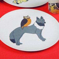 Zuperzozial Assiette Loup-listing