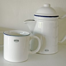 Cabanaz Taza de té de cerámica-listing