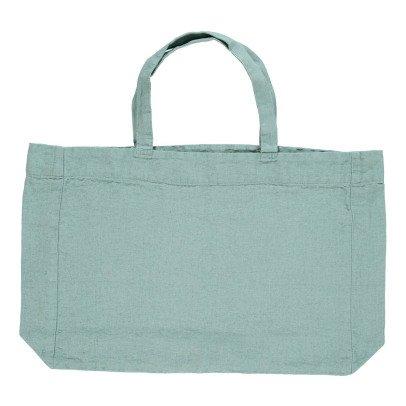 Linge Particulier Tasche aus Leinen-listing