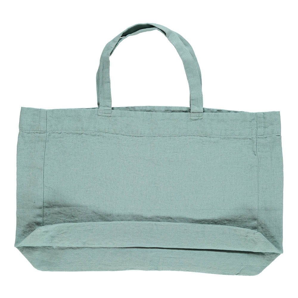 Linge Particulier Washed Linen Shopper-product