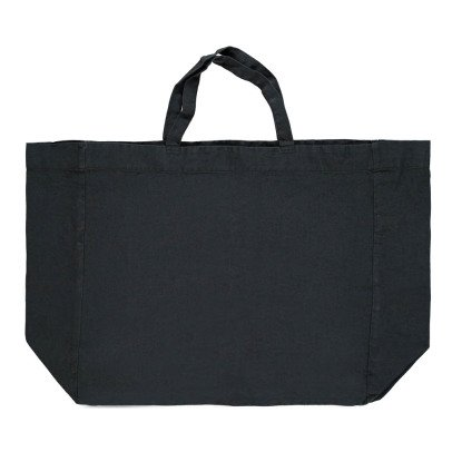 Linge Particulier Large Washed Linen Shopper-listing
