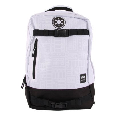 Nixon Star Wars - Stormtrooper Del Mar Backpack 18L White-listing