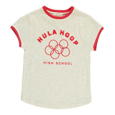 Hundred Pieces Hula Hoop T-shirt-listing