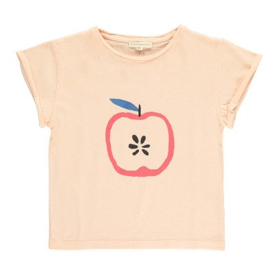 Hundred Pieces Apple T-shirt -listing