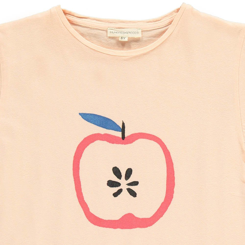 Hundred Pieces Apple T-shirt -product