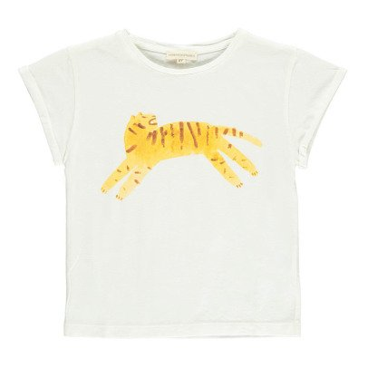 Hundred Pieces Tiger T-shirt-listing