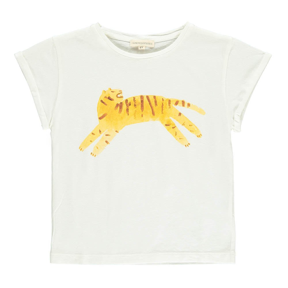 Hundred Pieces Tiger T-shirt-product