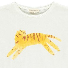 Hundred Pieces Camiseta Tiger -listing