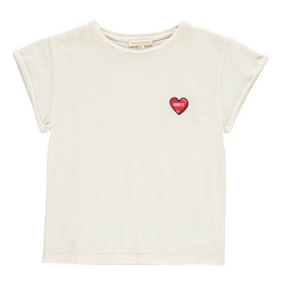 Hundred Pieces Camiseta Heart-listing