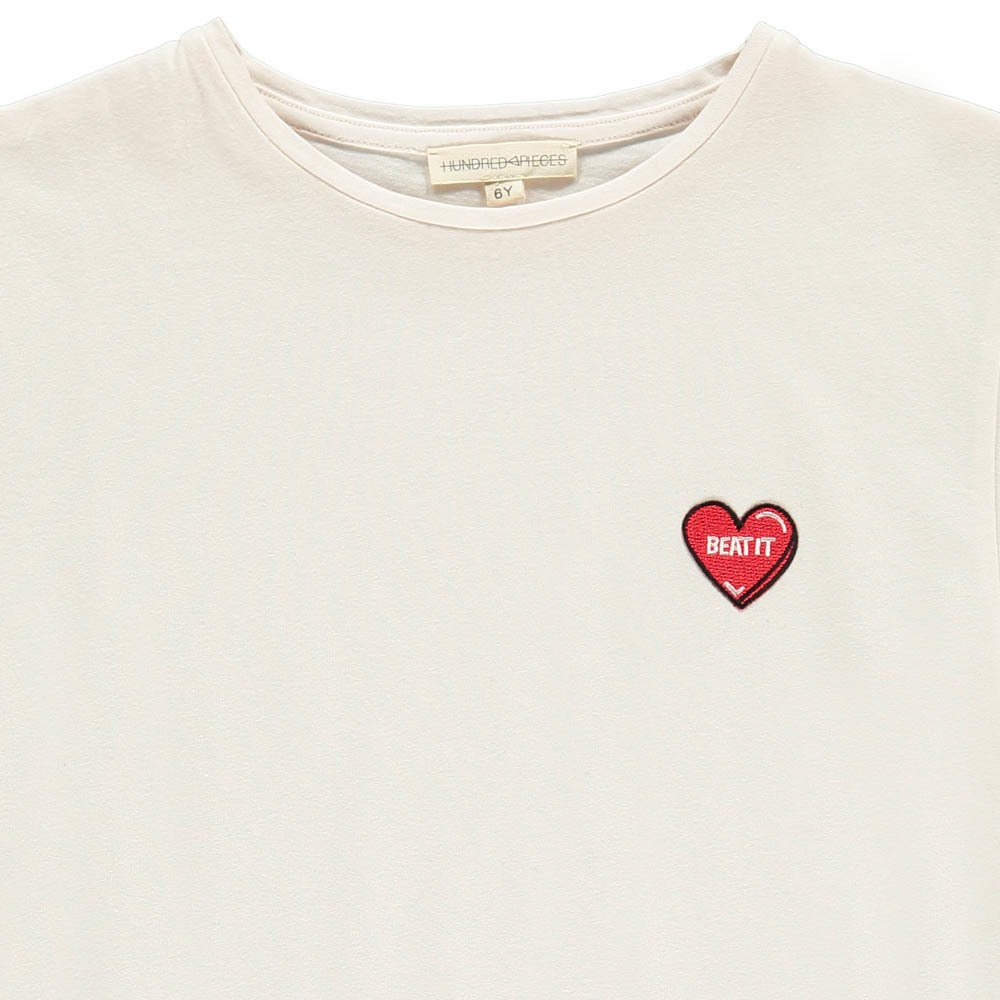 Hundred Pieces Heart T-shirt-product