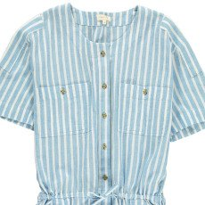 Soeur Barcelone Striped Playsuit-listing