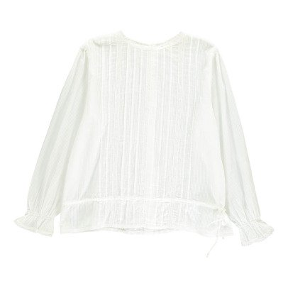 Soeur Barthelemy Lace Blouse-listing