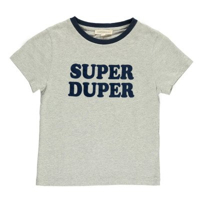 Hundred Pieces Camiseta Super Duper -listing