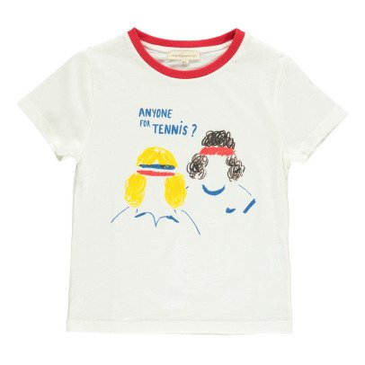 Hundred Pieces Tennismen T-Shirt-listing