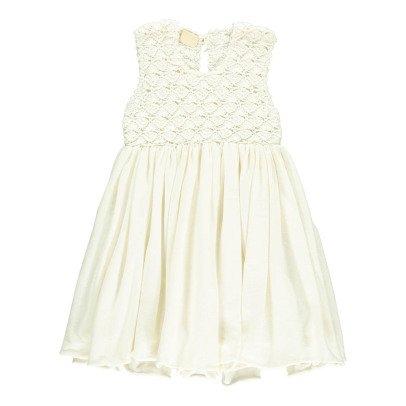 Cataleya Organic Cotton Lili Crochet Dress-listing