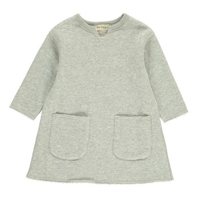 De Cavana Fleece Dress with Pockets-listing