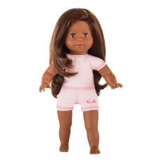 product-Corolle Ma Corolle - Rose Chocolate Brunette Dress-Up Doll 36cm