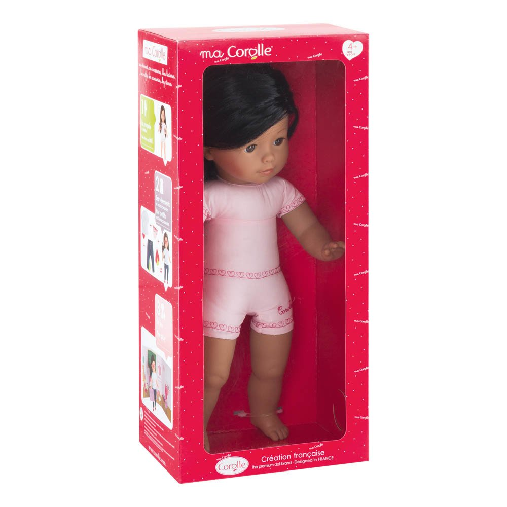 Corolle Ma Corolle - Rose Caramel Brunette Dress-Up Doll 36cm-product