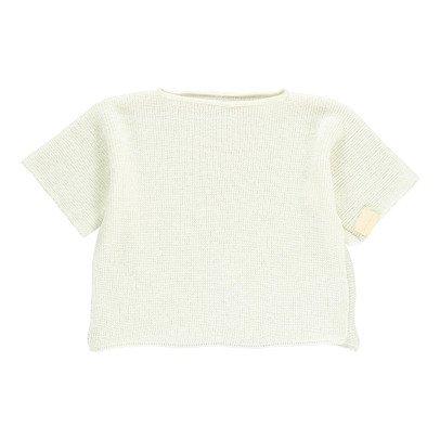 Cataleya Organic Cotton Arty Jumper Poncho-listing