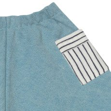 Oaks of acorn Wyndham Striped Pocket Denim Skirt-listing