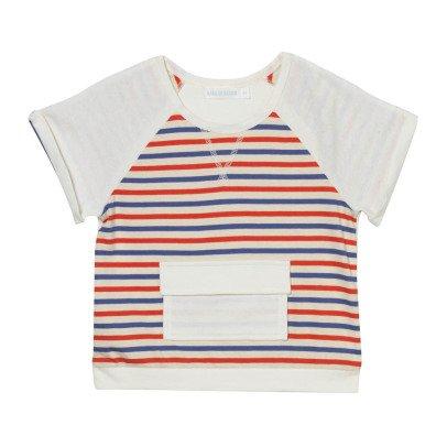 Oaks of acorn Gestreiftes T-Shirt Aberdeen -listing