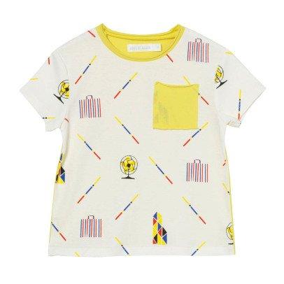Oaks of acorn Central Pocket T-Shirt-listing